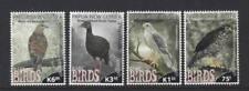 Francobolli papuani dal 1975 sul uccelli