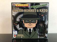 Rare Green Hornet & Kato Box Set by Medicom, Kubrick Figures