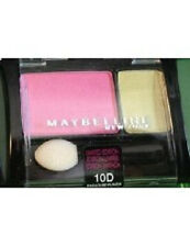 Maybelline EYE SHADOW HOT PINK & LIME GREEN DUO 10D Paradise Punch NEW & SEALED