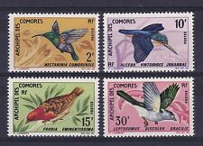 COMORES N° 41/44 Neuf **