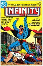 Infinity, Inc. (1984) #7 NM-