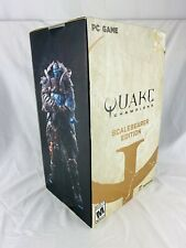 Quake Champions Scalebearer Edition Collector's Edition (PC, 2018). Brand New
