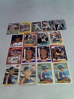*****Craig Biggio*****  Lot of 50 cards.....42 DIFFERENT