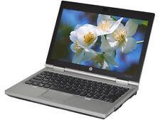 "HP 2570P 12.5"" B Grade Laptop Intel Core i5 3rd Gen 3320M (2.60 GHz) 250 GB HDD"
