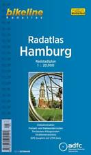 Bikeline Radatlas Hamburg 1 : 20 000 (2017, Ringbuch)