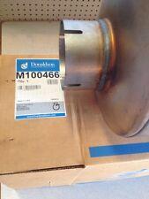 "M100466 Donaldson MUFFLER 4"" Inlet 4"" Outlet"