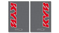 Gabelschutzfolie Gabelaufkleber Carbon Fiber Kayaba Yamaha Suzuki Kawasaki Honda