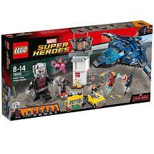 LEGO® Marvel Super Heroes 76051 Superhelden-Einsatz am Flughafen NEU OVP NEW