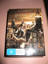 Gossip Girl - Seasons 1 2 3 4 5 6 Box Set Complete - DVD (30 discs) TV - VGC+