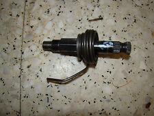 HONDA MTX 125 R - 1988 - TC02 - AXE DE KICK DE DEMARRAGE