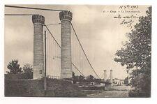 gray  le pont suspendu