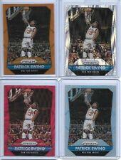 15-16 Prizm 7 card Lot Patrick Ewing