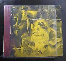 Various - Ballads 3 78 RPM VG+ 560-1 Mono David Stone Martin Rare
