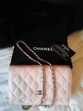 Chanel Woc Caviar/Calfskin Leather Silver Hardware