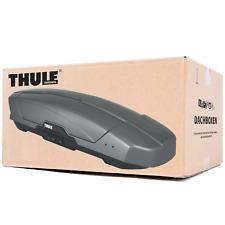 Thule DACHBOX MOTION SPORT XT DACHKOFFER AUTOBOX GRAU NEU