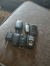 car key/key fobs remote,job lot