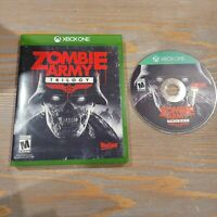 Zombie Army Trilogy (Xbox One, 2015) Video Game