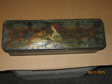 Collectible Vintage Hostess Fruit Cake Tin Can