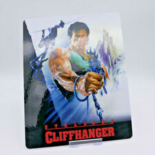 stallone CLIFFHANGER  - Glossy Bluray Steelbook Magnet Cover NOT LENTICULAR