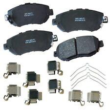 Disc Brake Pad Set-Stop Ceramic Brake Pad Front Bendix SBC619