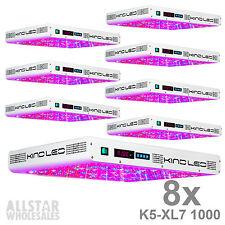 Kind LED K5 XL1000 Series Grow Light Full Spectrum Indoor Hydro Lighting - Lot 8