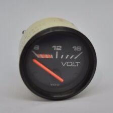 Audi 80 Coupe Typ 81 VDO Voltmeter Gauge 12v system 811919531 B
