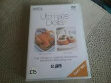 ultimate delia part 3 and 4 dvd new freepost BRAND NEW SEALED 250 MINS CERT E A1
