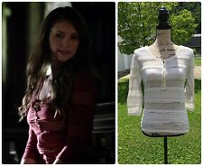 ASO Katherine Pierce Denim & Supply Lace Henley SZ S alt The Vampire Diaries