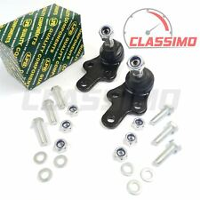 Lower Ball Joint Pair for FORD FOCUS MK 2 + C-MAX Mk 1 - all models - 2007-2011