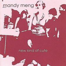 New Kind of Cute by Mandy Meng (CD, Sep-2003, Mandy Meng/mammarecords)