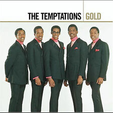 Gold by The Temptations (Motown) (CD, Jan-2005, 2 Discs, Motown)..Mint..Free S/H