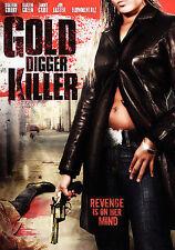 Gold Digger Killer NEW DVD