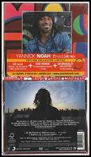 """YANNICK NOAH """"Frontières"""" (CD+DVD) Edition Collector 2010 NEUF"""