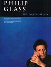 Philip Glass: The Piano Collection Sheet Music NEW 014037504