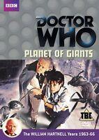 Doctor Who: Planeta de Giants [Región 2] - DVD - Nuevo - 24 Hours
