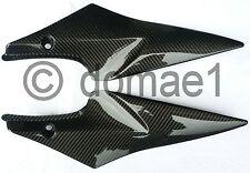 Suzuki GSX-R 600 750 carbon side panels K6 K7 2006-2007 fairing cover 1 pair