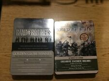 Band Of Brothers / The Pacific ( 12 Dvd ) New Sealed! Hbo Video