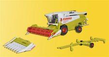 Kibri 12253 H0 Claas Mähdrescher mit Schneid- und Maisgebiss