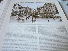 Frankfurt Archiv F4 bis 1918 4069 Zeil nach Osten 1910 Foto