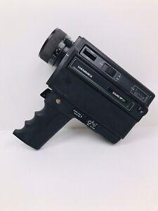 Hanimex SP321 Super 8 Camera Vintage, Faulty