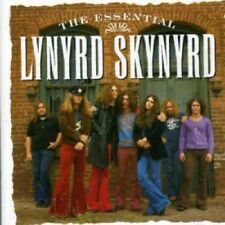 Lynyrd Skynyrd The Essential-Best Of 2-CD NEW 1998 Sweet Home Alabama/Freebird+