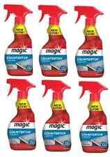 Countertop Magic 14oz Laminate Surface Cleaner Spray - 6 Bottles