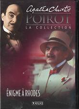 31269// DVD HERCULE POIROT N°36 ENIGME A RHODES EN TBE
