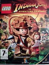 LEGO INDIANA JONES PS3 PAL ITA