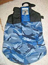 NWT CASUAL CASUAL DOG  CANINE CAMO VEST SMALL
