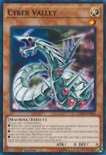 3X Cyber Valley -Common -LEDD-ENB06-Yugioh Legendary Dragon Decks 1st Edition