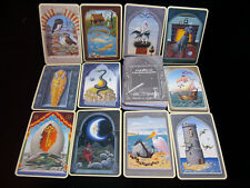SEALED & BRAND NEW! MYSTICAL LENORMAND PETIT CARDS & BOOK ORACLE SYBIL OF PARIS
