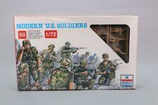 ZO081 ESCI 1/72 239 Figurine Soldat americain moderne Modern US soldiers
