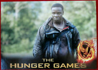 THE HUNGER GAMES - Indvidual Base Card #52 - Thresh