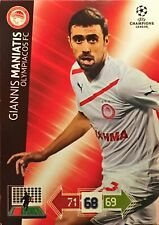 185 Giannis Maniatis - UEFA Champions League 2012/2013 - Panini Adrenalyn XL(12)